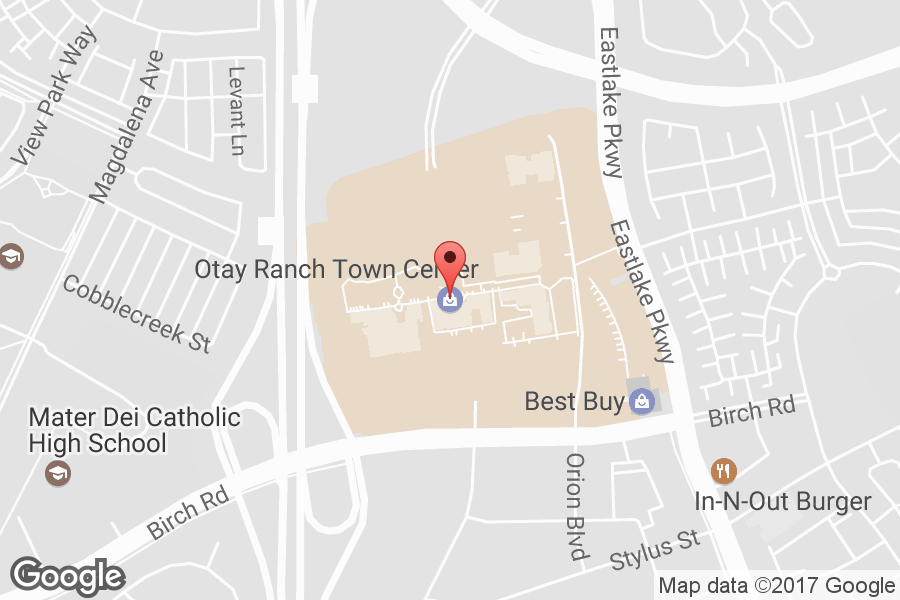 Map of Otay Ranch Town Center - Click to view in Google Maps